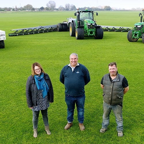 Ivinghoe Turf Team